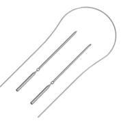 Self-breaking locked mininails kit